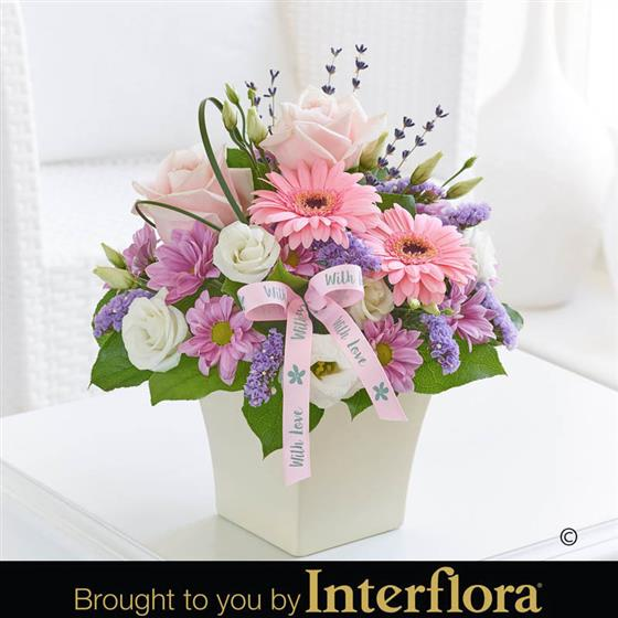 Mothers Day Scented Elegance Arrangement